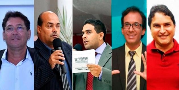 Itacaré: Disputa à prefeitura tem 05 nomes