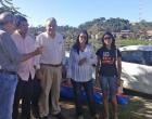 Ubaitaba: Superintende da Sudesb anuncia reforma da sede da Associação de Canoagem