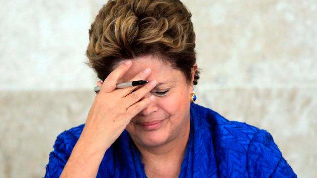 Senado federal afasta a presidente Dilma Rousseff do governo