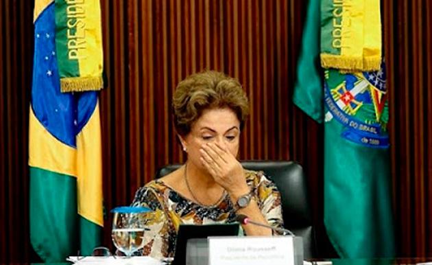 Senado decide hoje se afasta a presidente Dilma