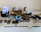 Itacaré: PETO da continuidade a operação e apreende droga, arma e munições no Bairro Novo