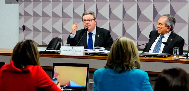 Comissão do impeachment no Senado vota relatório contra Dilma Rousseff nesta sexta