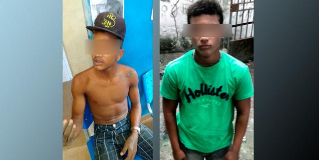 Ubaitaba: PETO apreende dois menores suspeitos de roubos de celulares na cidade