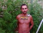 Itacaré: Polícia prende homem que cultivava plantação de maconha