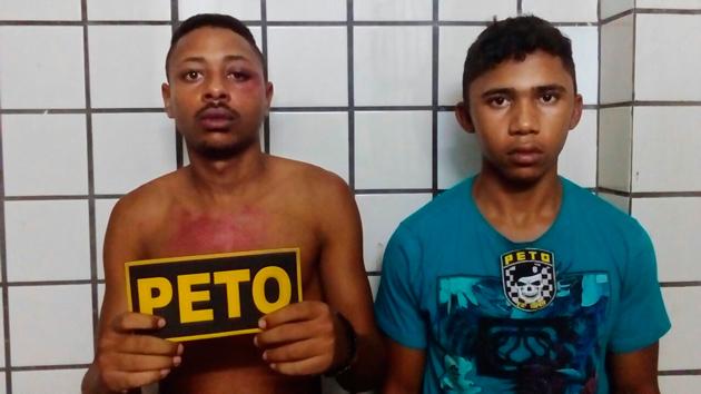 Suspeitos de assaltar a loja Karlos Moda em Ubaitaba são presos em Itacaré
