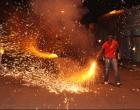 Atendimento a vítimas de fogos cresce 52% no São João da Bahia