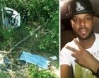 Jogador de futebol morre em acidente de carro na Bahia