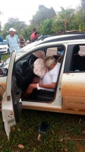 Ubaitaba: Acidente na Br 101 deixa 4 vítimas fatais e dois feridos
