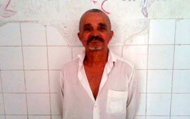 Gongogi: Polícia prende idoso acusado de estuprar sobrinha de 12 anos