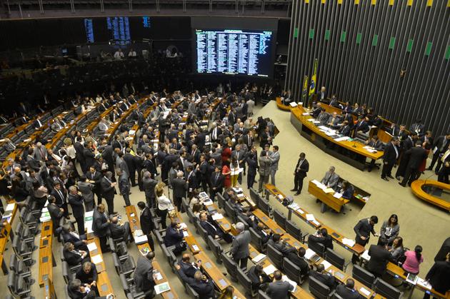 Câmara aprova aumento a servidores com impacto de R$ 58 bilhões