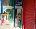 Bandidos armados assaltam a Coelba de Ubaitaba