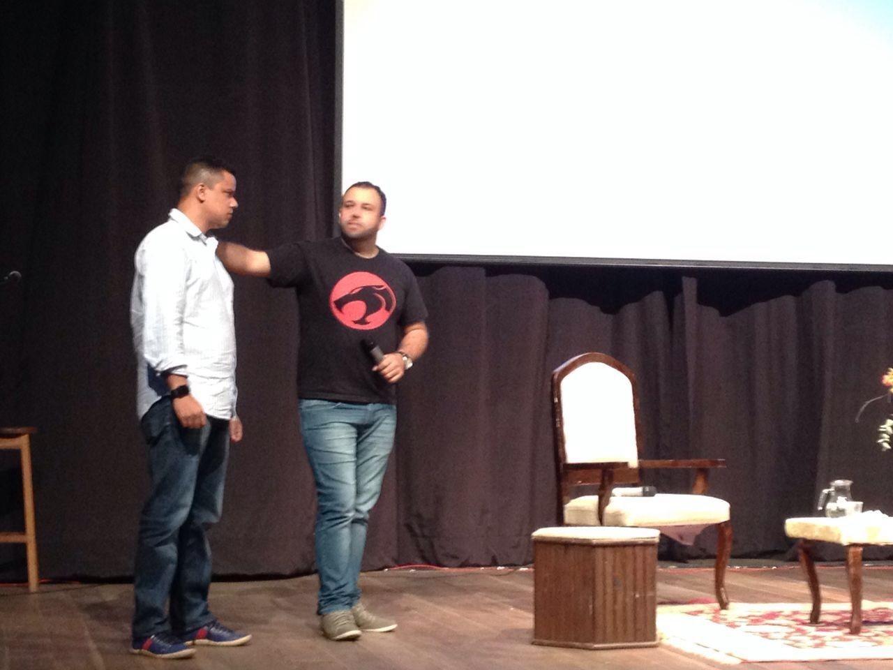 Itabuna: Evento organizado por estudantes da UNIME trouxe empreendedor conhecido mundialmente