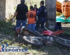 PM aposentado morre após cair de ponte com motocicleta em Itapetinga