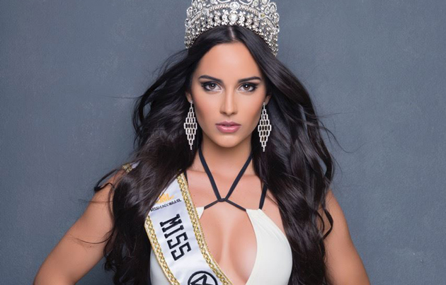 Barra Grande: Lavínia Calumby se prepara para concorrer ao Miss Mundo Brasil