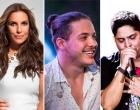 Ivete, Safadão, O Rappa, Cláudia Leitte, Luan Santana: veja as atrações do Réveillon de Salvador 2017