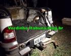 Itabuna: Um morre carbonizado após carro capotar e pegar fogo