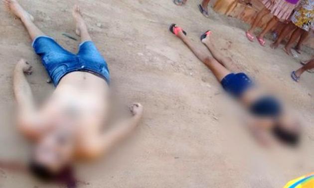 Itabela: Homem assassina a namorada e atira contra própria cabeça