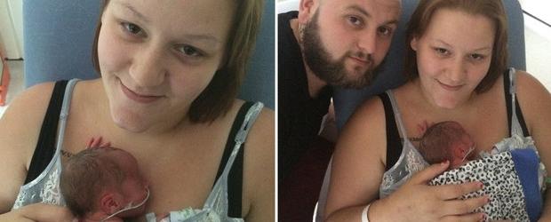 Médicos fazem cesárea de emergência, mas não encontram bebê na barriga da mãe