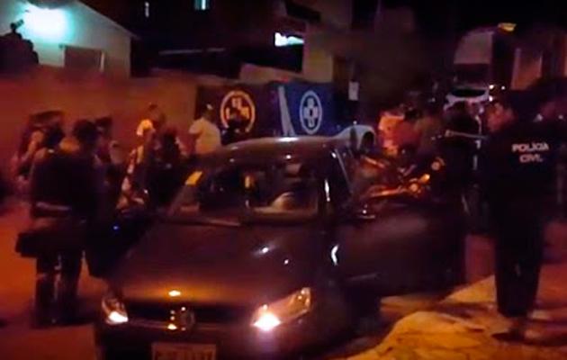 Cigano é executado dentro de carro em bairro de Itabuna