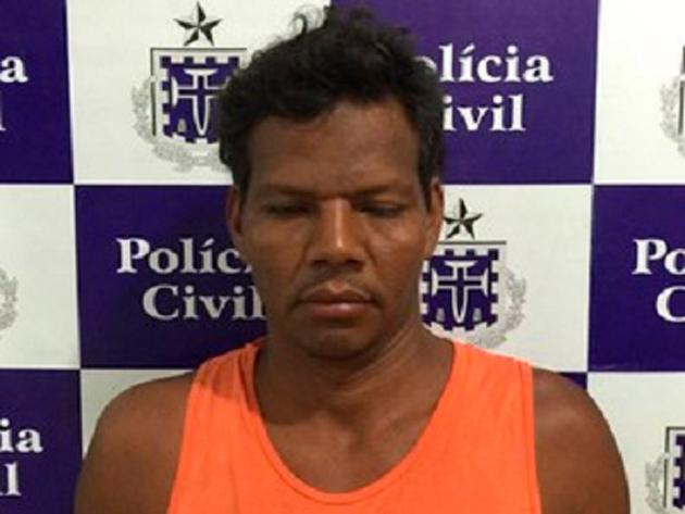 Índio suspeito de matar cunhado com golpes de facão é preso no sul da BA