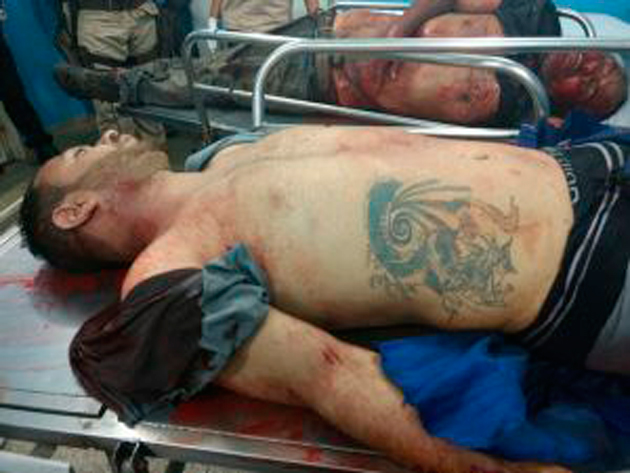 Vídeo: Tiroteio entre polícia e bandidos deixam mortos na BR 324