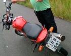 Aurelino Leal: Polícia Civil recupera moto roubada na BR 101