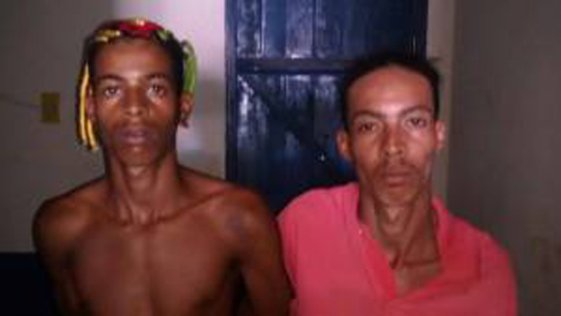 Camamu: Polícia Militar dois homens aramados no Bairro Portelinha