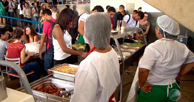 Restaurante da Uesc é interditado após estudantes passarem mal