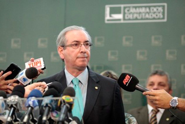 Cunha prepara dossiê sobre como ajudou aliados políticos em caso de delação
