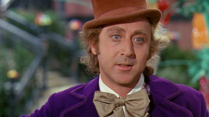 Ator Gene Wilder, o Willy Wonka, morre aos 83 anos nos EUA