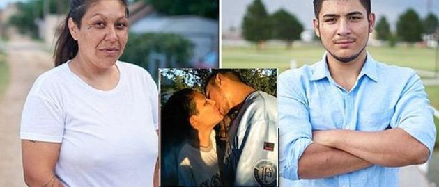 Mãe e filho se apaixonam e podem ser presos nos EUA