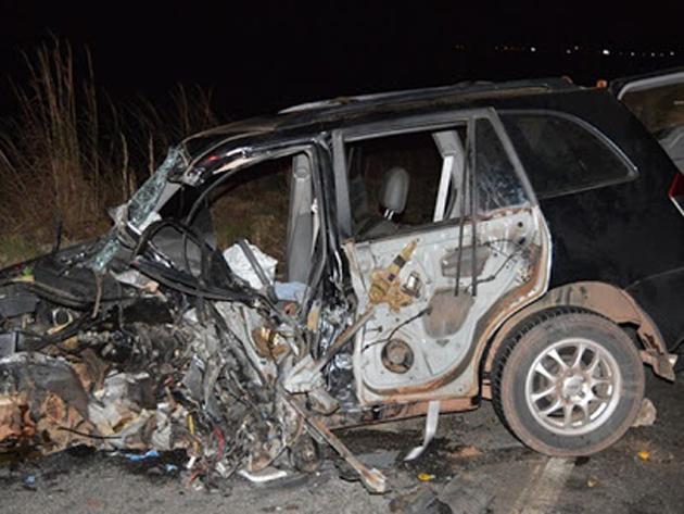 Passageiros sobrevivem a grave acidente na BR-020, no oeste da Bahia