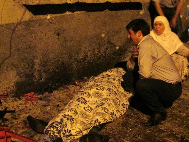 O presidente turco, Recep Tayyip Erdogan, disse que um jovem com idade entre 12 e 14 anos, jihadista do Estado Islâmico, é o autor do ataque