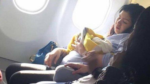 Uma mulher entrou em trabalho de parto durante um voo para as Filipinas. O caso aconteceu em uma aeronave da companhia Cebu Pacific Air, que saiu de Dubai.