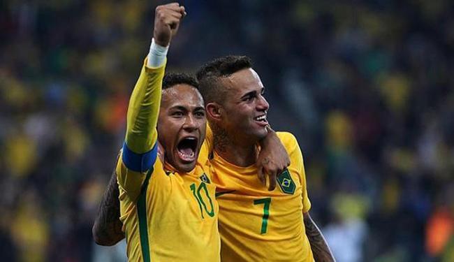 Mais uma vez o Brasil teve a Colômbia pela frente nas quartas de final, e novamente Neymar foi o protagonista. Desta vez, porém, a classificação para a semifinal da Olimpíada veio
