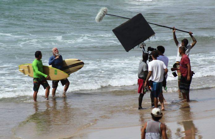 Série da Disney sobre surf está finalizando as gravações em Itacaré