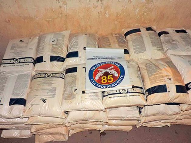 Carga de defensivo agrícola avaliada em R$ 900 mil é recuperada na Bahia