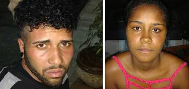Ubaitaba: Polícia Militar prende dupla que assaltava no centro da cidade