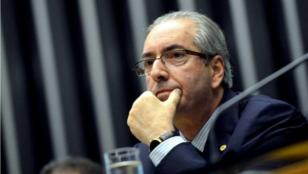 Cassação de Cunha só vai ser votada no plenário após impeachment de Dilma