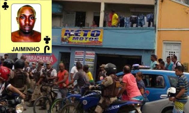 Procurado pela polícia, homem é assassinado dentro de oficina em Itabuna