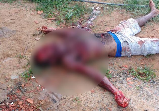 Aurelino Leal: Pedreiro foi assassinado com vários golpes de faca no ACM