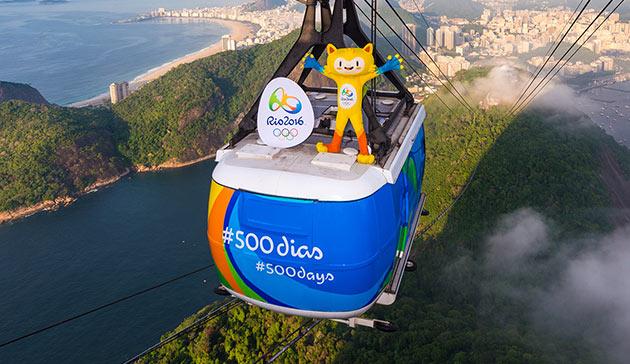 Abertura é o maior desafio de segurança e mobilidade dos Jogos Olimpicos no Rio