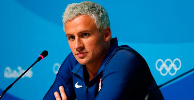 Ryan Lochte perde patrocínio após escândalo olímpico
