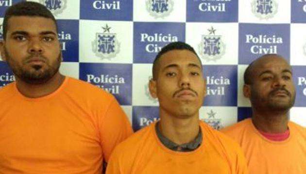 Polícia prende três suspeitos de matar ex-policial a pauladas