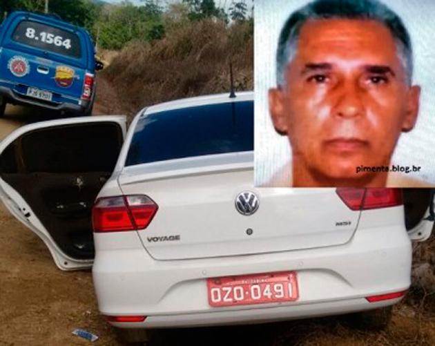 Taxista é assassinado em Itabuna
