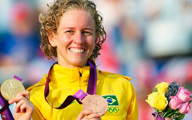 Yane Marques será a porta-bandeira do Brasil na abertura dos jogos no Rio 2016