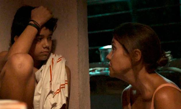 Filho de Adriana Esteves em 'Justiça' foi escolhido pela própria atriz em teste