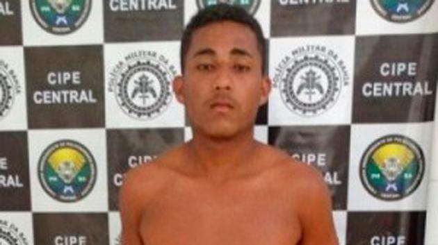 Vídeo: Um dos acusados de tiroteio em Ipiaú confessa crime