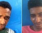 Ubaitaba: Bandidos armados assaltam a Loja Guaibim; Dois são presos