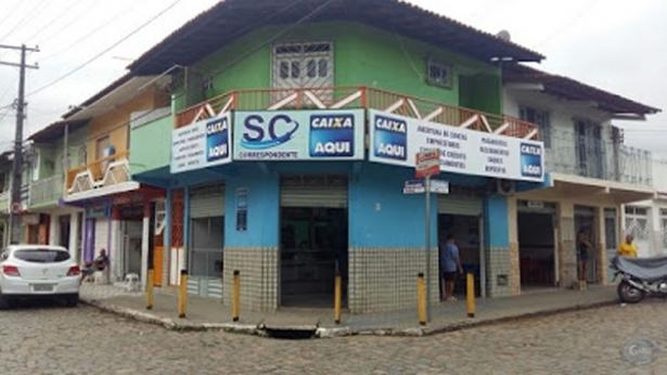 Ipiaú: Bandidos tentam assaltar Correspondente Bancário